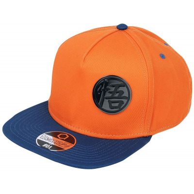 Cappello Dragon Ball Z - Goku metal badge Cap