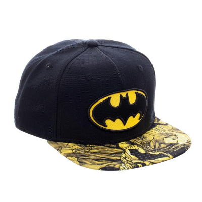 Cappello Batman Youth Snapback Cap Bioworld