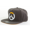 Cappello Overwatch chrome weld pvc Logo Snapback Cap Hat Bioworld