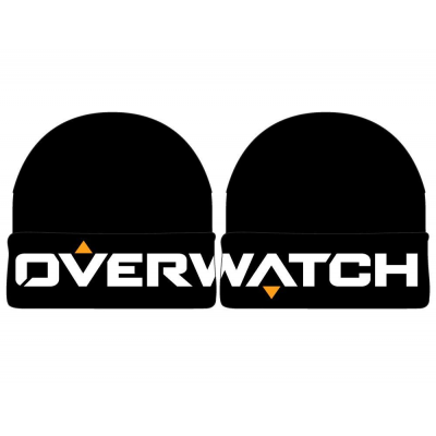 Berretta Overwatch Beanie Cuff Black Knit Hat Bioworld