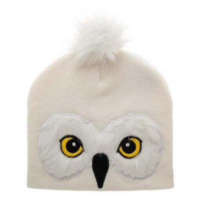 Berretta Harry Potter - Hedwig the owl Beanie Hat Bioworld