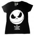T-shirt The Nightmare Before Christmas Jack Skellington maglia Donna Disney