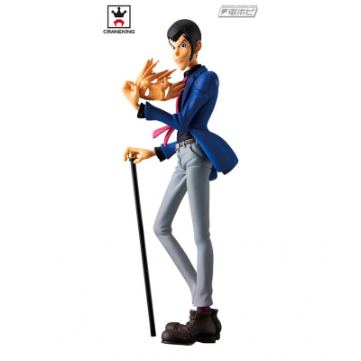 Statua Lupin The Third Banpresto Part 5 X Creator Lupin