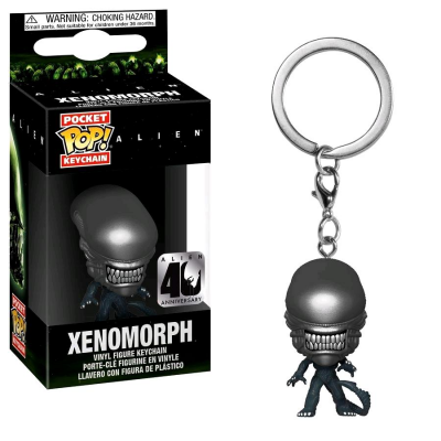 Alien Xenomorph 40th Anniversary Pocket Pop! Vinyl KeyChain Funko