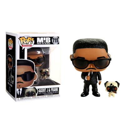 MIB Men In Black Agent J & Frank Pop! Funko