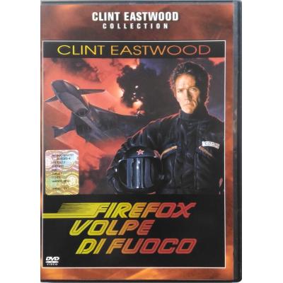 Dvd Firefox - Volpe di Fuoco