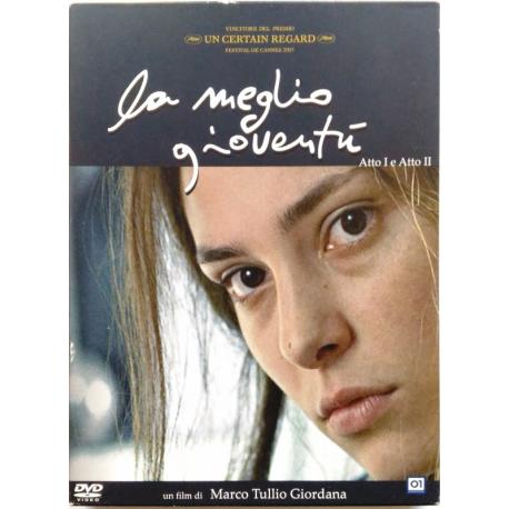 Dvd La Meglio Gioventù - Atto I e II
