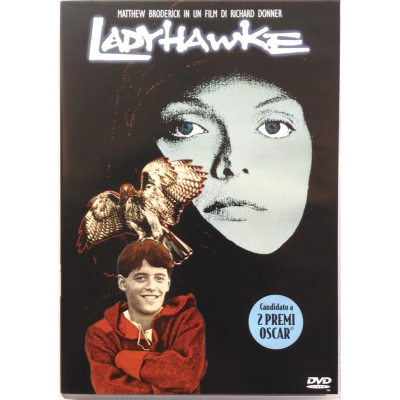 Dvd Ladyhawke di Richard Donner 1985 Usato