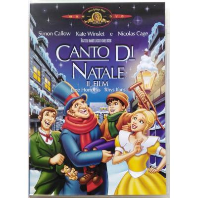 Dvd Canto di Natale - Il film