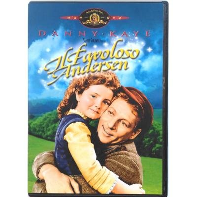Dvd Il favoloso Andersen