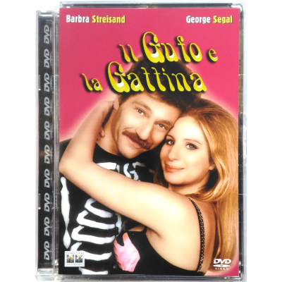 Dvd Il Gufo e la Gattina - Super Jewel Box