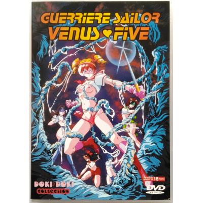 Dvd Guerriere Sailor Venus Five