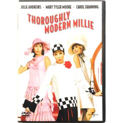 Dvd Thoroughly Modern Millie