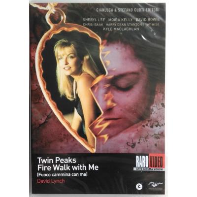Dvd Twin Peaks - Fuoco cammina con me