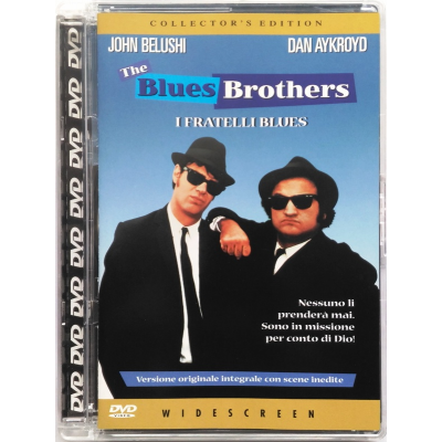 Dvd The Blues Brothers - Super Jewel Box