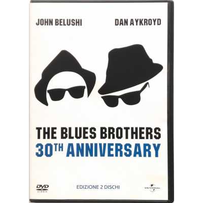 Dvd The Blues Brothers - ed. 2 dischi 30° anniversario