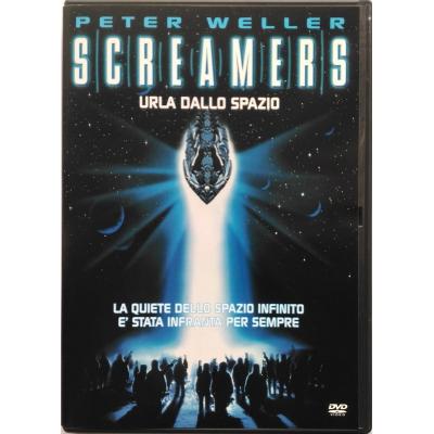 Dvd Screamers - urla dallo spazio