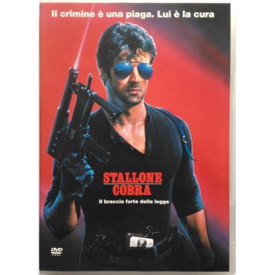 Dvd Cobra con Sylvester Stallone