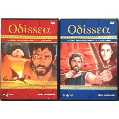 Dvd Odissea disco 1 + 2 Mario Bava 1969