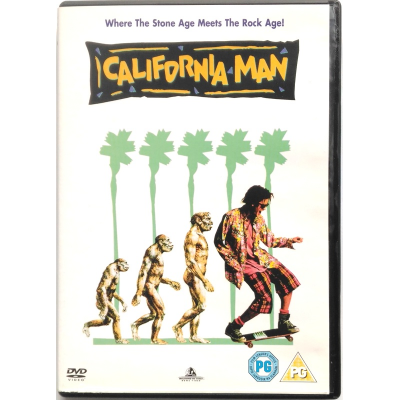 Dvd California Man