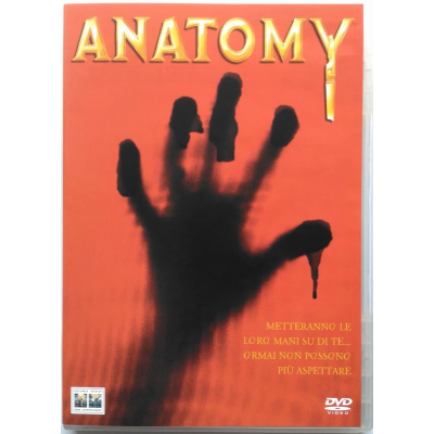 Dvd Anatomy