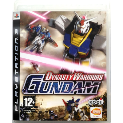 Gioco PS3 Gundam Dynasty Warriors