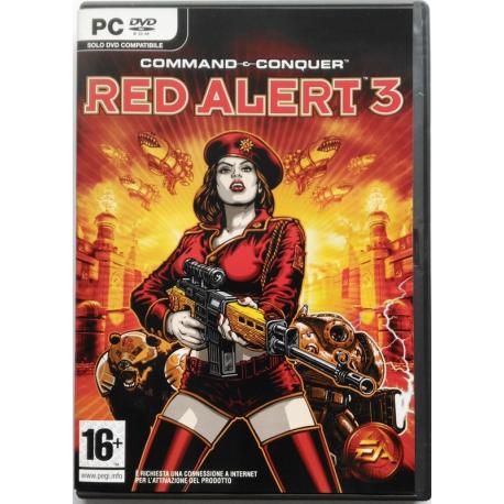 Gioco Pc Command & Conquer: Red Alert 3