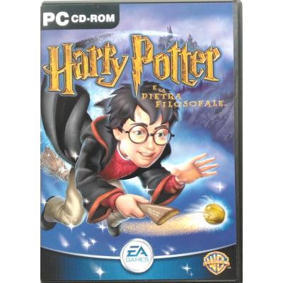Gioco Pc Harry Potter e la Pietra Filosofale