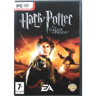 Gioco Pc Harry Potter e il Calice di Fuoco