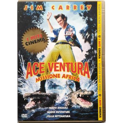 Dvd Ace Ventura - Missione Africa - Miti del cinema
