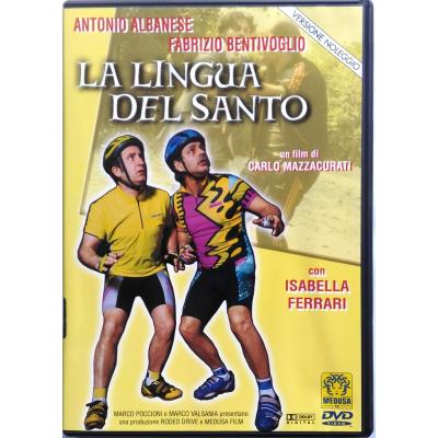 Dvd La Lingua del Santo