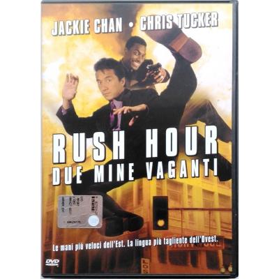 Dvd Rush Hour - Due mine vaganti
