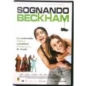 Dvd Sognando Beckham con Keira Knightley 2002 Usato
