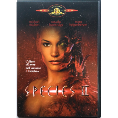 Dvd Species II 2