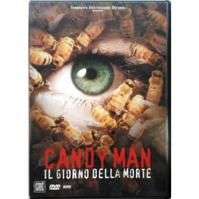 Dvd Candy man 3 - Il giorno della morte Candyman di Turi Meyer 1999 Usato
