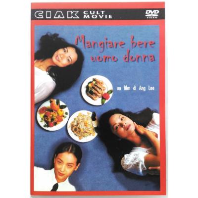 Dvd Mangiare Bere Uomo Donna - Ciak cult