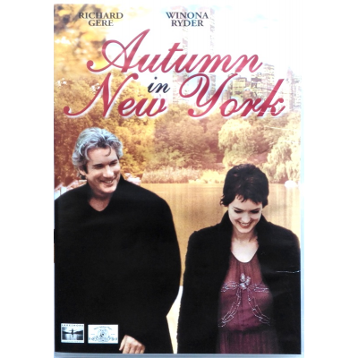 Dvd Autumn in New York