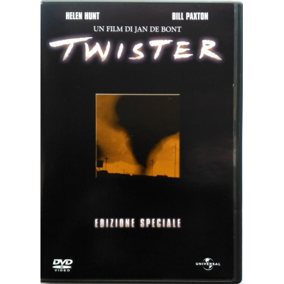 Dvd Twister - Edizione Speciale
