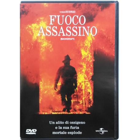 Dvd Fuoco Assassino
