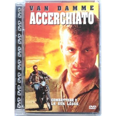 Dvd Accerchiato - Super Jewel box