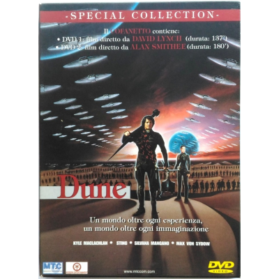 Dvd Dune - Special collection digipack 2 dischi