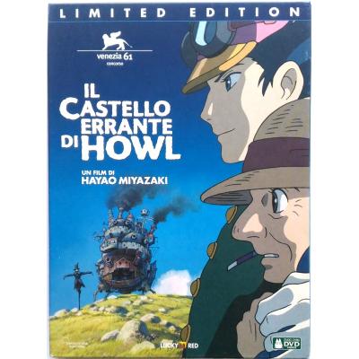 Dvd Il Castello Errante di Howl - Limited ed. 2 dischi