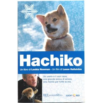 Dvd Hachiko - Il tuo migliore amico - Special Edition con libro Usato