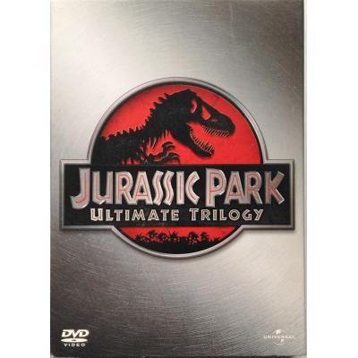 Dvd Jurassic Park - Ultimate Trilogy