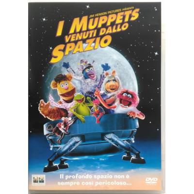 Dvd I Muppets venuti dallo spazio