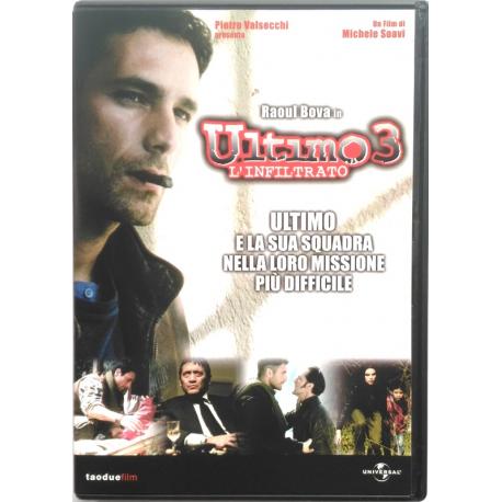 Dvd Ultimo 3 - L'infiltrato