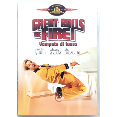 Dvd Great balls of fire - Vampate di fuoco