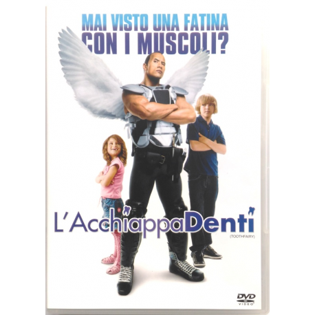 Dvd L'Acchiappadenti