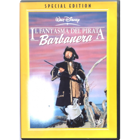 Dvd Il Fantasma del Pirata Barbanera