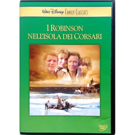 Dvd I Robinson nell'isola dei Corsari